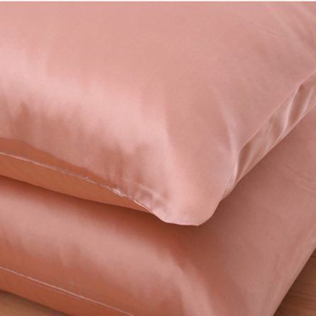 King Silk Pillowcase - peach