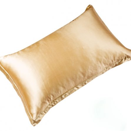 King Silk Pillowcase Gold
