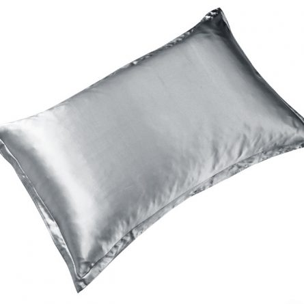 King Silk Pillowcase Grey