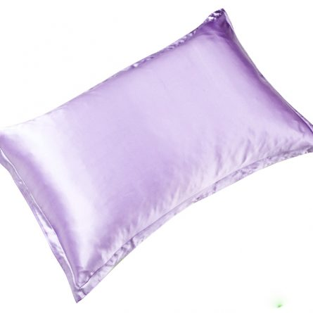 King Silk Pillowcase Lilac