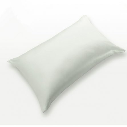King Silk Pillowcase - blue-sky