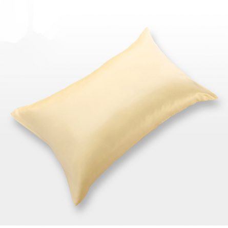 King Silk Pillowcase - champagne