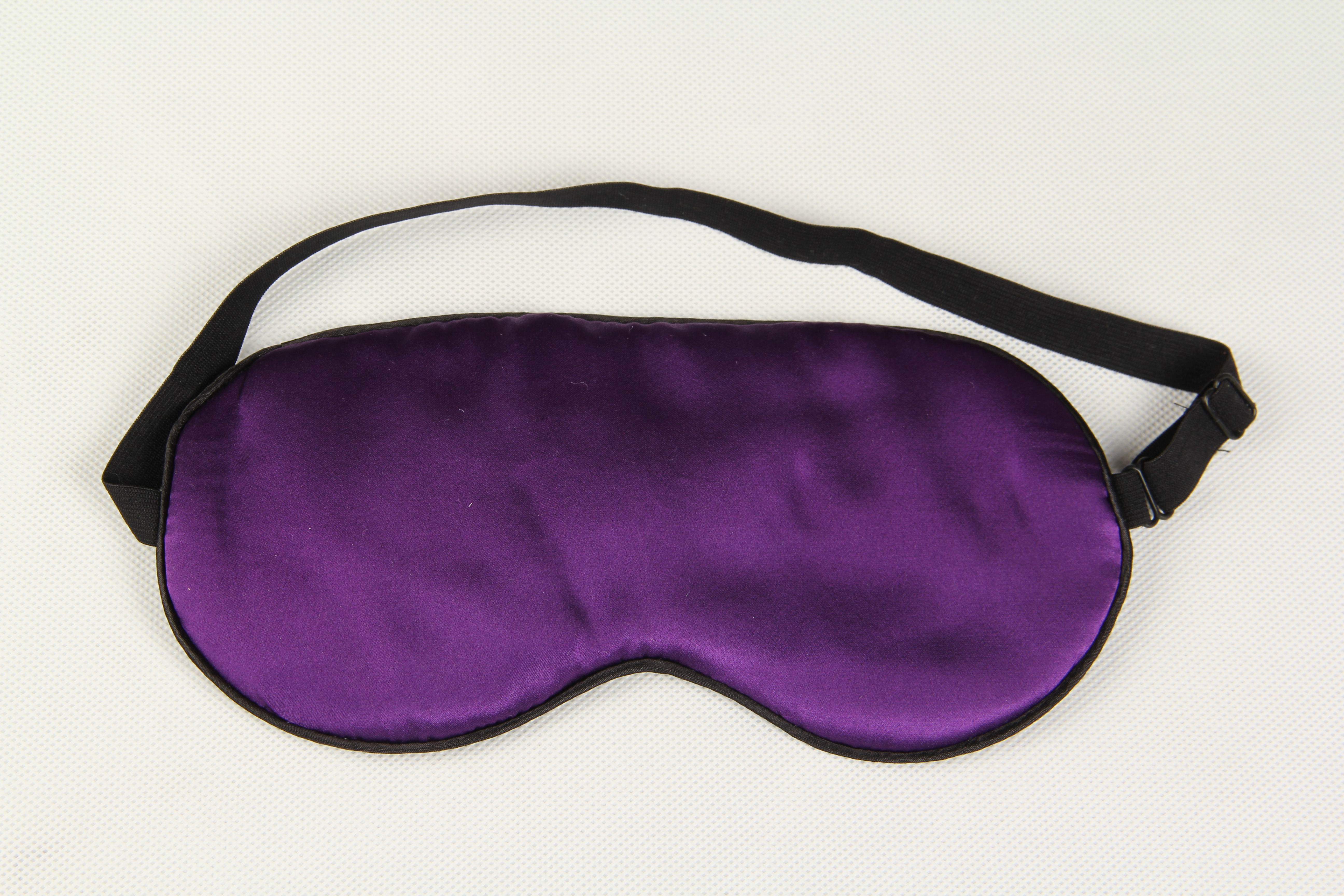 26ab8aba9 Anti-Wrinkle Mulberry Silk Eye Mask ⋆ The Mulberry Silk Co
