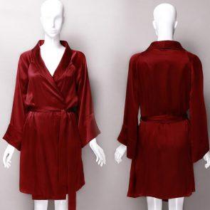 Classic Unisex Silk Gown